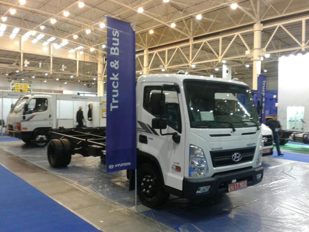 Міжнародна виставка TIR 2017
