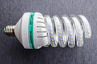 LED лампа 24Вт спиральная E27 5000K