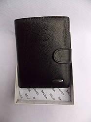 """Кошелек мужской кожаный (11х14 см) """"Purse"""" P/LG-1006"""