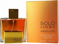 Мужская туалетная вода Loewe Solo Loewe Absoluto