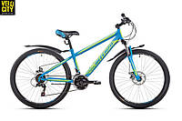 "Велосипед Intenzo FORSAGE 26"" 2018 Сталь"