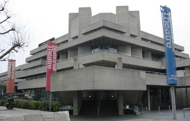 Королевский Национальный театр. Лондон