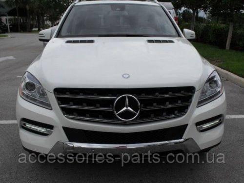 Решітка радіатора Mercedes-Benz ML-Class / GLE W166 Нова Оригінальна