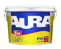 Клей AURA FIX PVA контактный 5кг