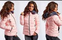Короткая теплая курточка. Батал!