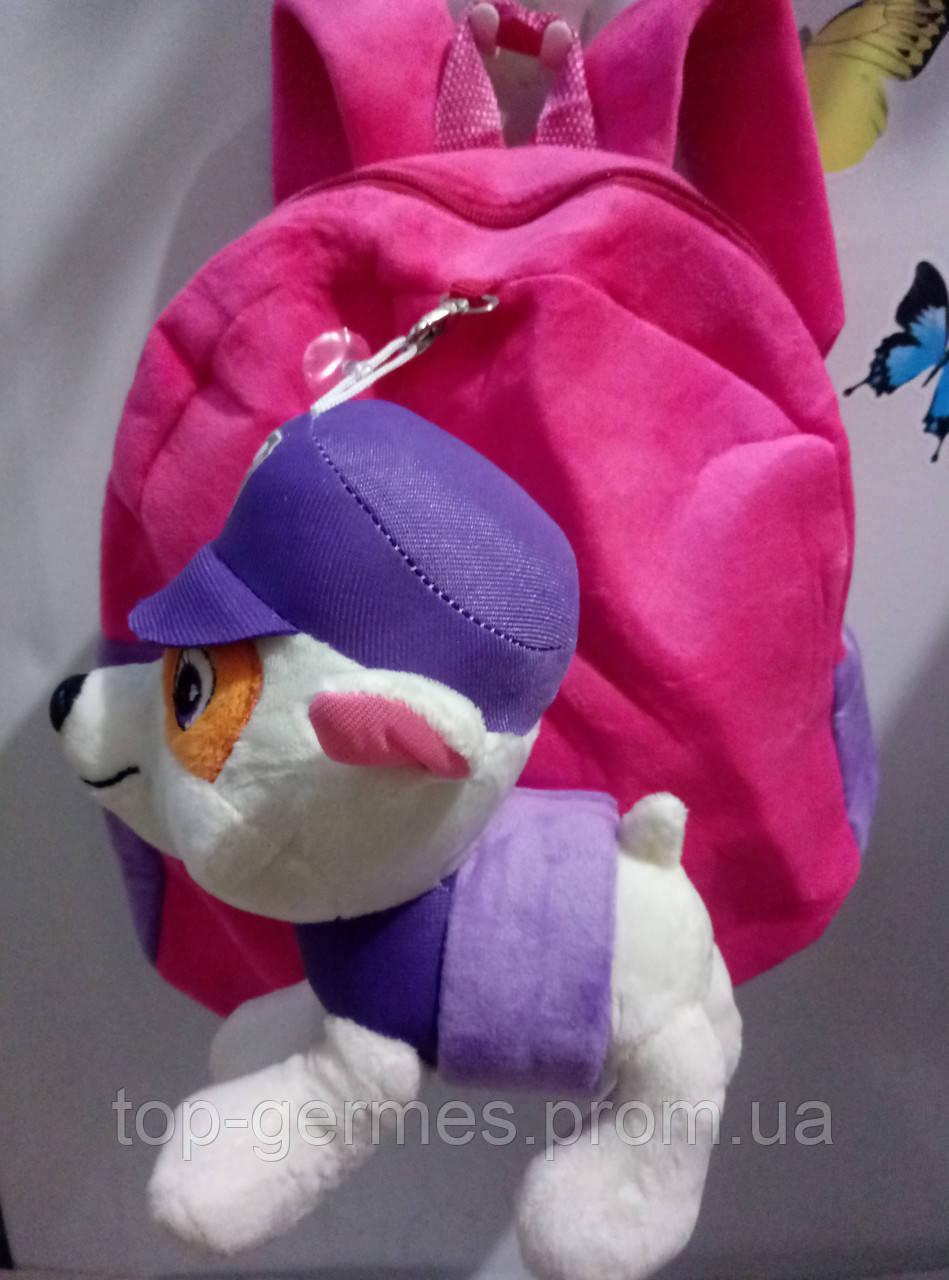 """Плюшевый рюкзак """"щенячий патруль"""" 3D-отличный подарок в год собаки"""