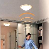 Лампочки и датчики движения