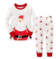 Пижама детская кофта с длинным рукавом и штаны