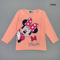 Кофта Minnie Mouse для девочки. 122-128 см, фото 1