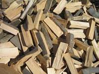 Дрова различных пород древесины - колотые