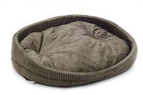 Pet Fashion Лежак Люкс Вельвет місце для собак (52*36*20) PR740373