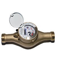 Счётчик холодной воды Sensus 420PC 2,5 м3 в час Ду 15 мм мокроход
