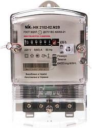 Однотарифные электросчетчики NIK (Украина)