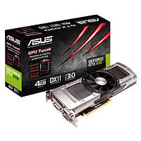 "Видеокарта ASUS GTX 690 4GB 512bit GDDR5 ""Over-Stock"""