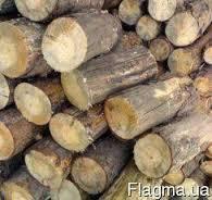Твердые породы древесины в чурках