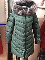 Зимнее теплое пальто. Полубатал!