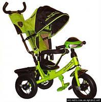 Трехколесный велосипед Azimut AIR Lamborghini (ламбортрайк) зел