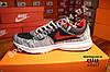 Кроссовки Nike Zoom Gray Серые мужские реплика, фото 3