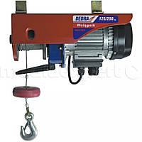 Лебедка электрическая DEDRA DED7911 550 Watt