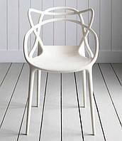 Кресло Masters Chair АС-006 белый пластик, дизайнPhilippe Starck, фото 1