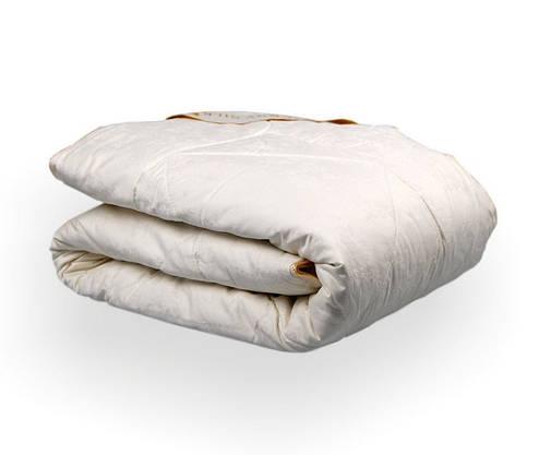 Одеяло Шелк 100% Евро 195х215 Сатин Homeline 300г/м2, фото 2
