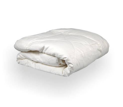 Одеяло полуторное бамбуковое 140х205 Сатин Homeline 300г/м2, фото 2