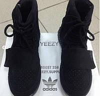 Кроссовки мужские Adidas Yeezy Boost High D2369 черные