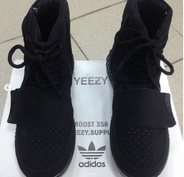 Кроссовки мужские Adidas Yeezy Boost High
