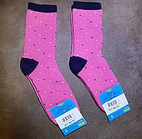 """Носки махровые """"Горошек"""", размер 20 /30-32р."""