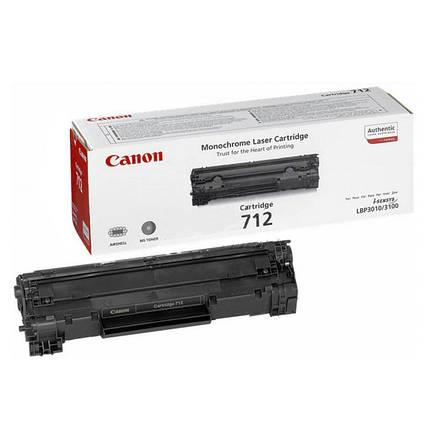 Картридж Xerox для Canon LBP3010/3020/3100 совместим с Canon 712, фото 2