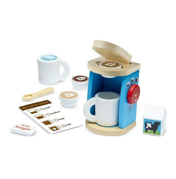 Деревянный набор Кофейный сервиз Melissa&doug (MD19842)