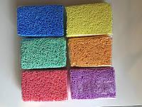 Детский зернистый пластилин разные цвета