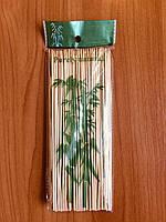 Бамбуковые палочки для шашлыка 20см,Д-2,5мм