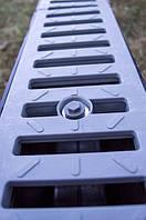 Дренажная решетка ABS пластик цвет серый - основная характеристика