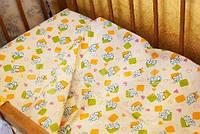 Белье постельное Optovik детское (Фланель)Хлопок