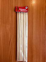 Бамбуковые палочки для шашлыка 40см,Д-4мм