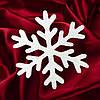 Снежинка из пенопласта №3 (20см, 30см, 40см, 50см, 60 см, 70 см, 80 см, 90см, 100см)