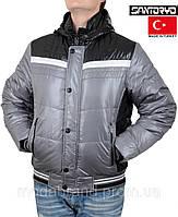 Куртка мужская Santoryo-7230 серая