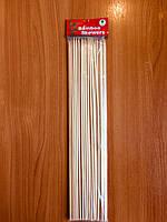 Бамбуковые палочки для шашлыка 35см,Д-5мм