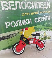 "Біговел 10"" SMALL RIDER 2014 пластиковий MU000115 Formula"