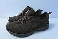 Мужские зимние кроссовки Colambia 3032 черные код 0840А