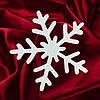Снежинка из пенопласта №6 (20см, 30см, 40см, 50см, 60 см, 70 см, 80 см, 90см, 100см)