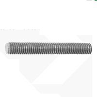 Стержень с резьбой оцинкованный класс 4.6 (класс твердости 4.6, поверхность оцинкование, норма DIN 975)