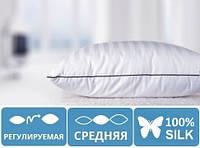 Подушка шелковая Royal Pearl Natural средняя