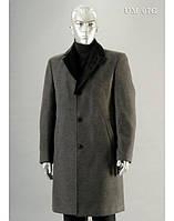 """Мужское кашемировое пальто """"West-Fashion"""" на пуговицах"""
