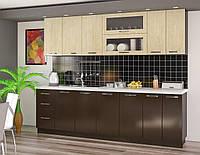 Кухня модульная Гамма 2,6м