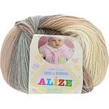 Пряжа Alize Baby Wool Batik 4726, фото 2
