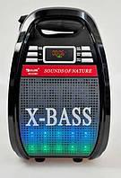 Акустическая система GOLON RX-810 BT Колонка-комбоусилитель  Bluetooth + MP3, радиомикрофон, пульт, cветомузык