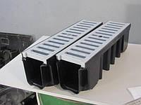 Комплекты линейного водоотвода (желоба + решетки)