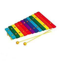 Деревянный ксилофон (12 тонов)